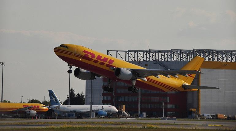 DHL Hub Leipzig