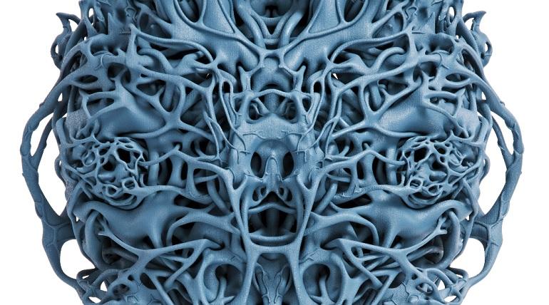 3D-Kunst Nick Ervinck