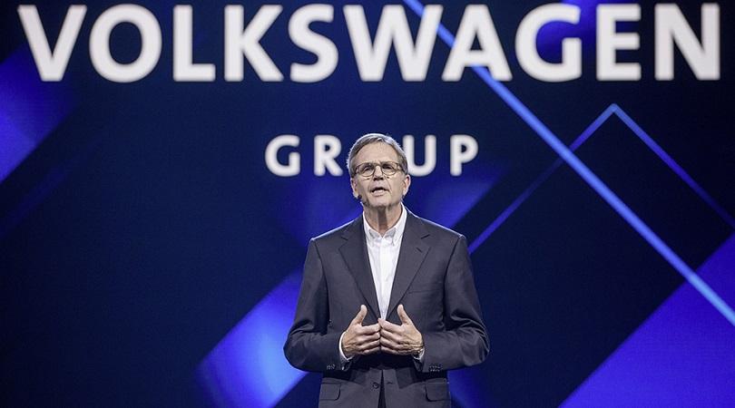 Jochem Heizmann, Volkswagen