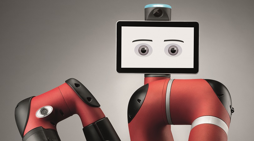 Kollege Roboter