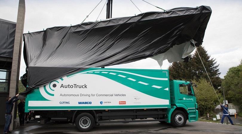 AutoTruck Logistikzentren