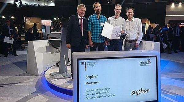 Startup Sopher