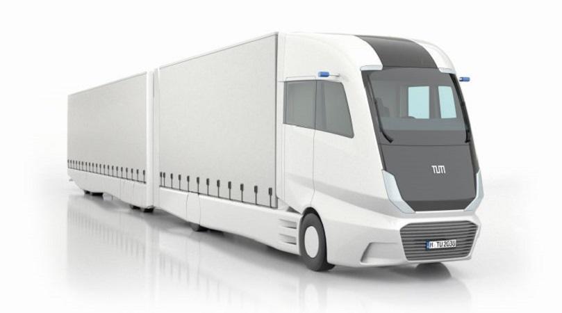 Truck der Zukunft