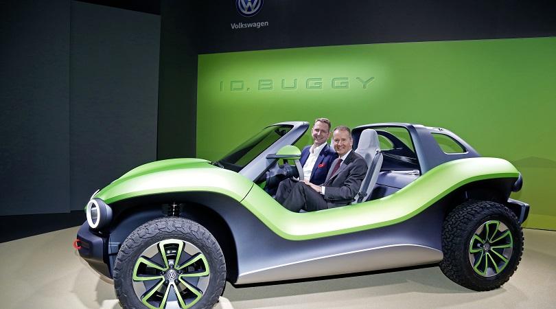 VW und e.GO Mobile