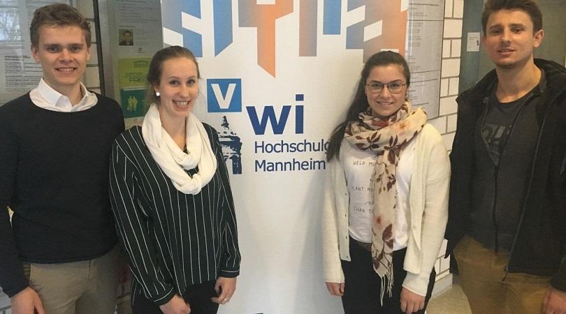 VWI und Enactus in Mannheim