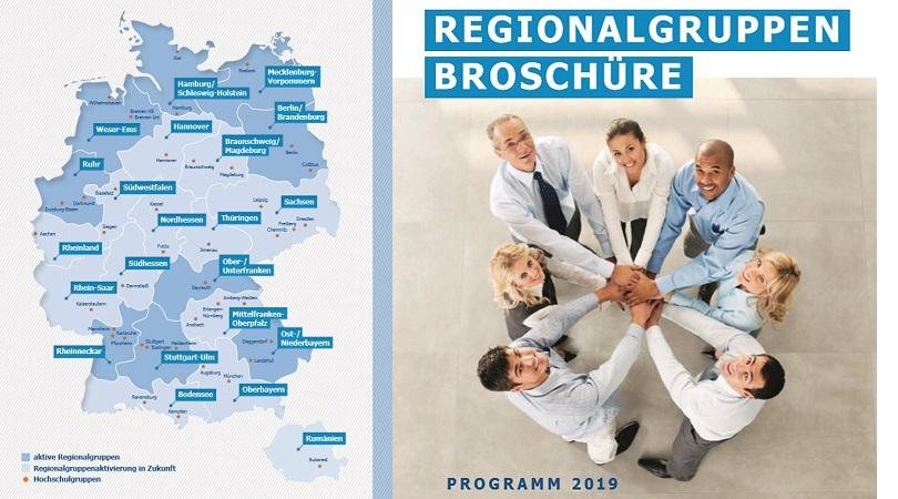 Regionalgruppenbroschüre 2019