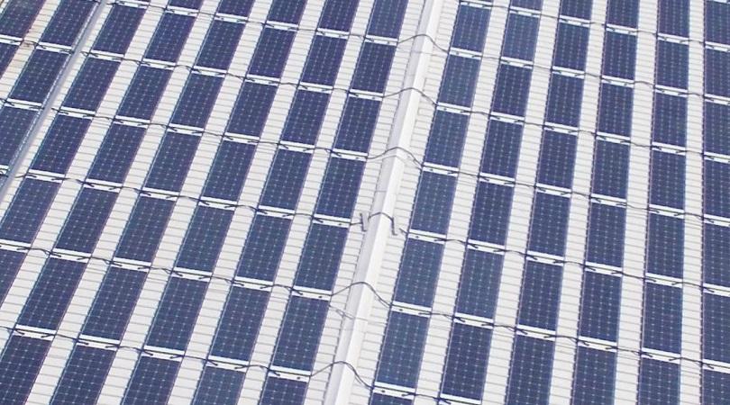 Leichtbau-Dächer mit Photovoltaik